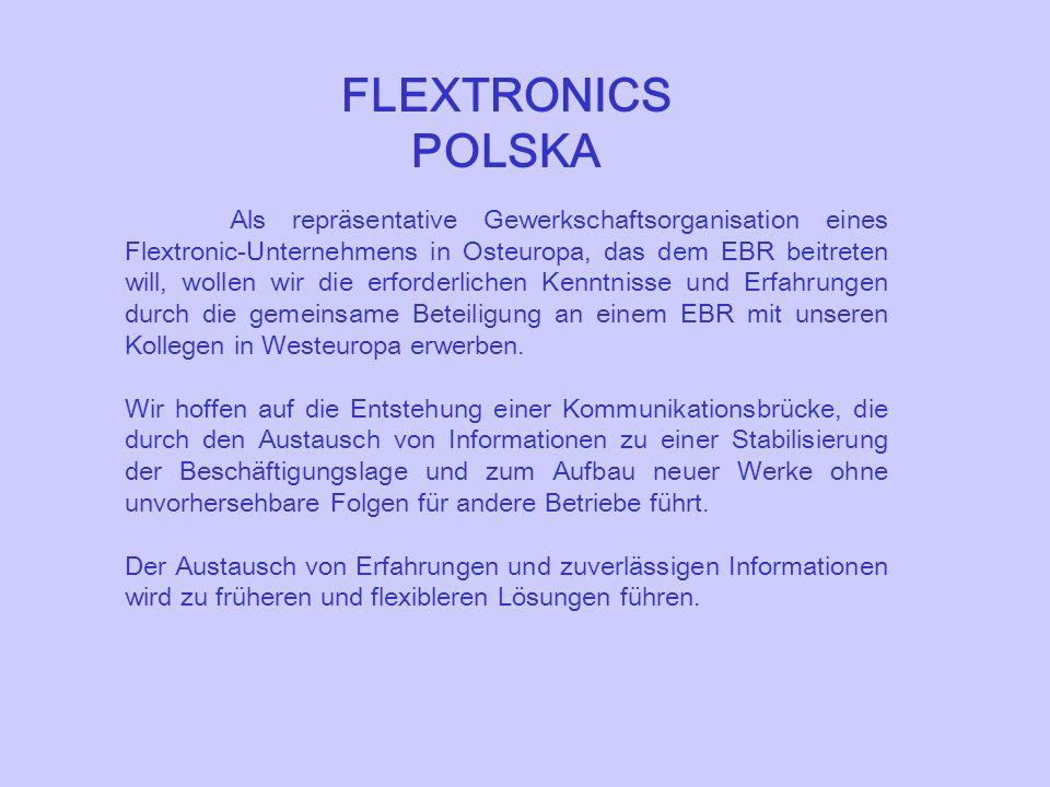 FLEXTRONICS POLSKA.