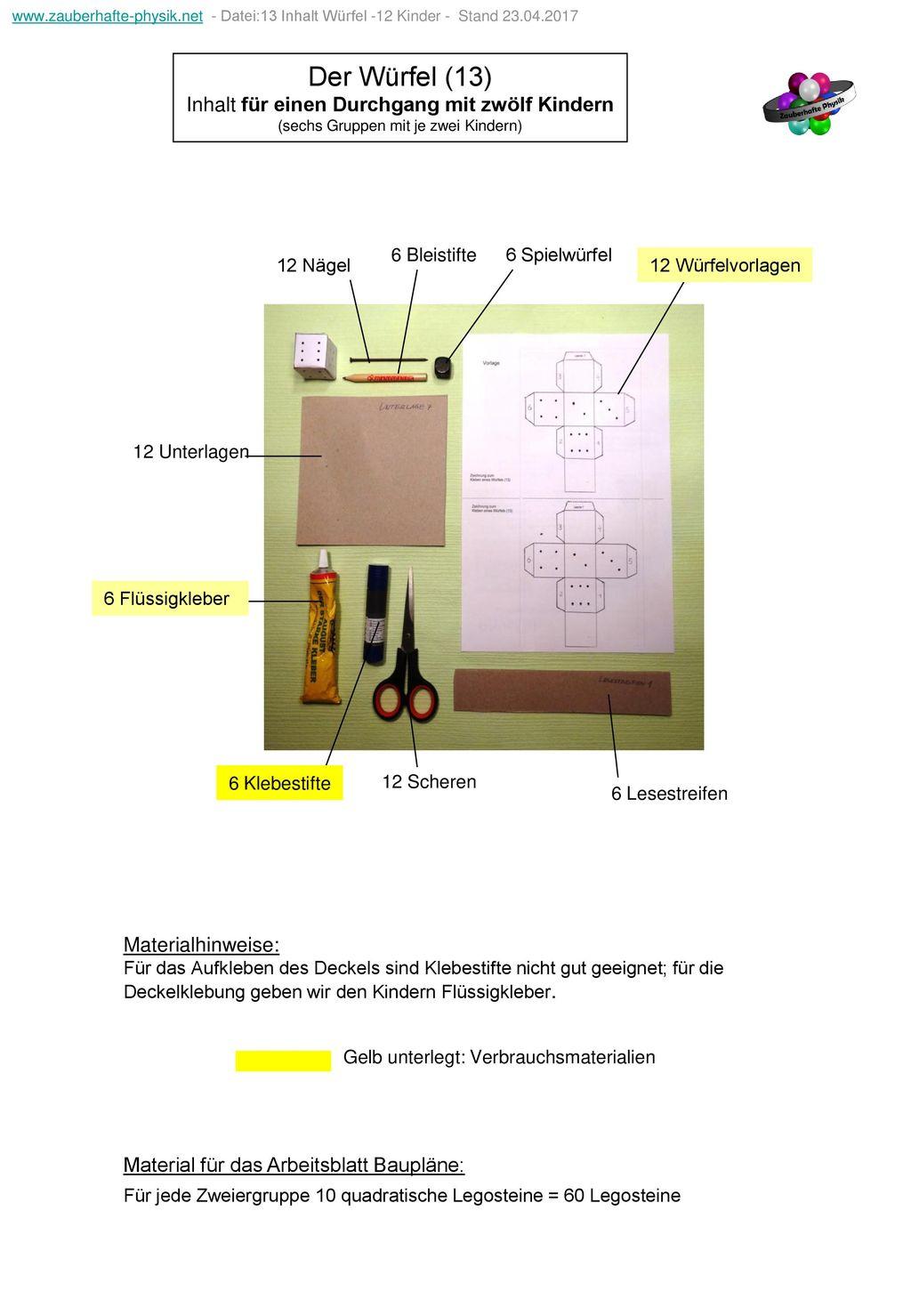 Großzügig Druckbare Würfel Vorlage Ideen - Entry Level Resume ...
