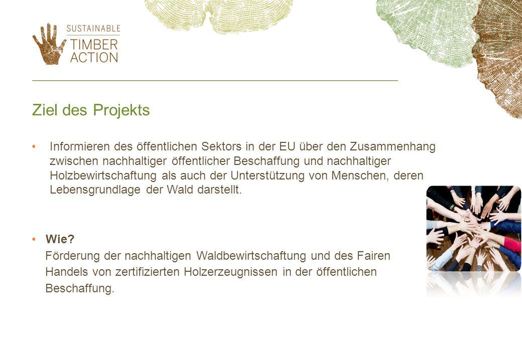 Ziel des Projekts