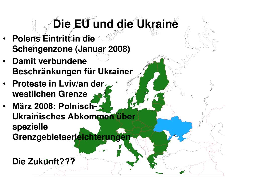grenze ukraine eu