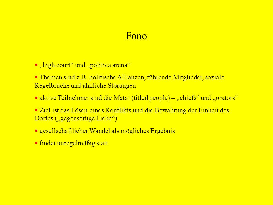 "Fono ""high court und ""politica arena"