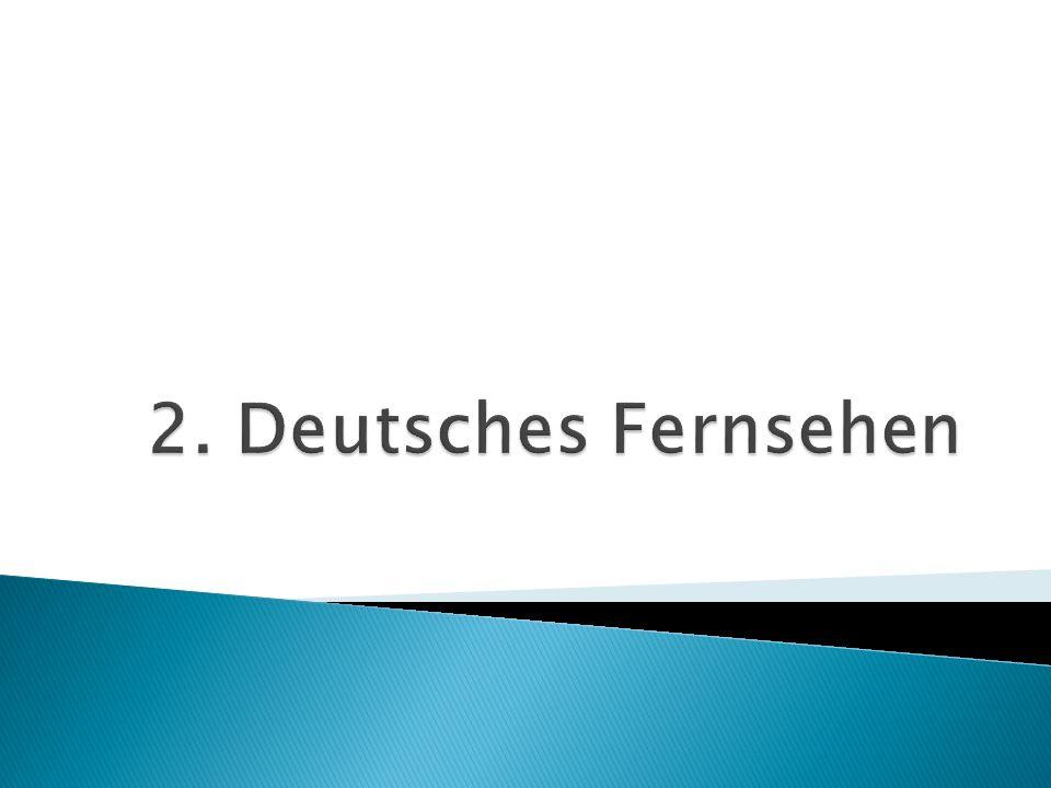 2. Deutsches Fernsehen