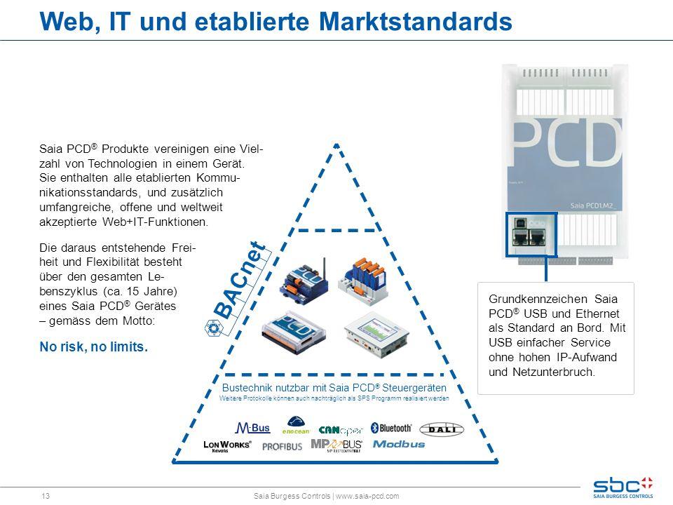 Web, IT und etablierte Marktstandards