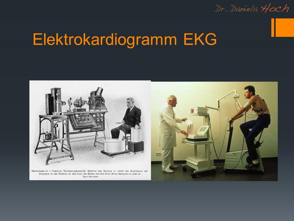 Elektrokardiogramm EKG