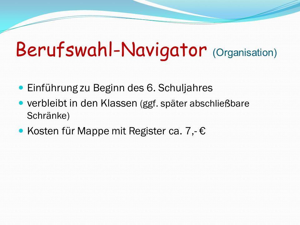 Berufswahl-Navigator (Organisation)