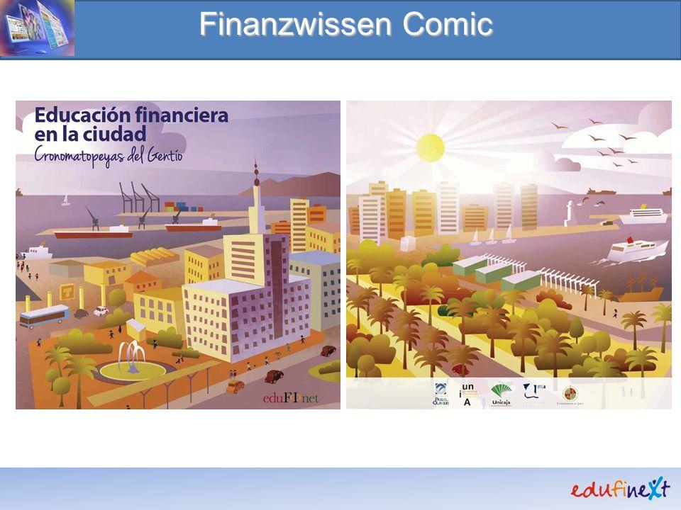 Finanzwissen Comic