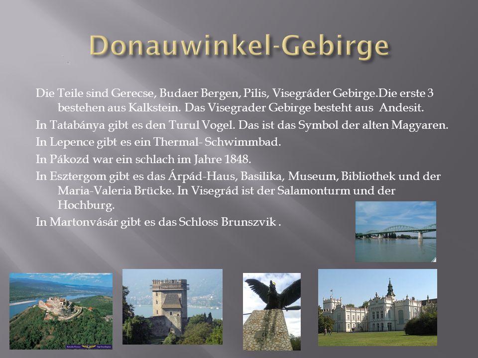 Donauwinkel-Gebirge