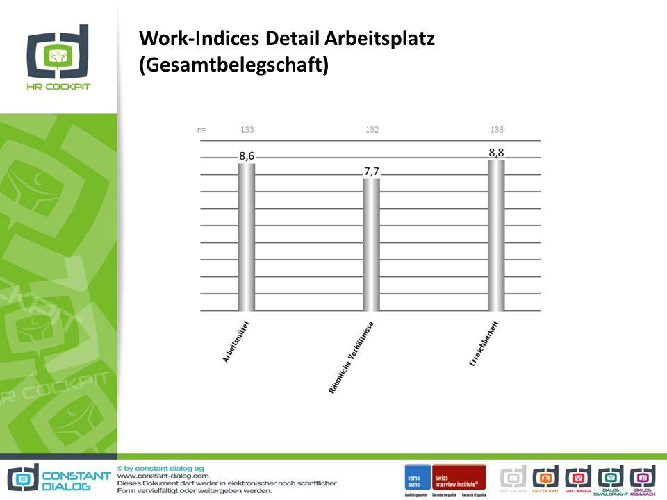 Work-Indices Detail Arbeitsplatz (Gesamtbelegschaft)