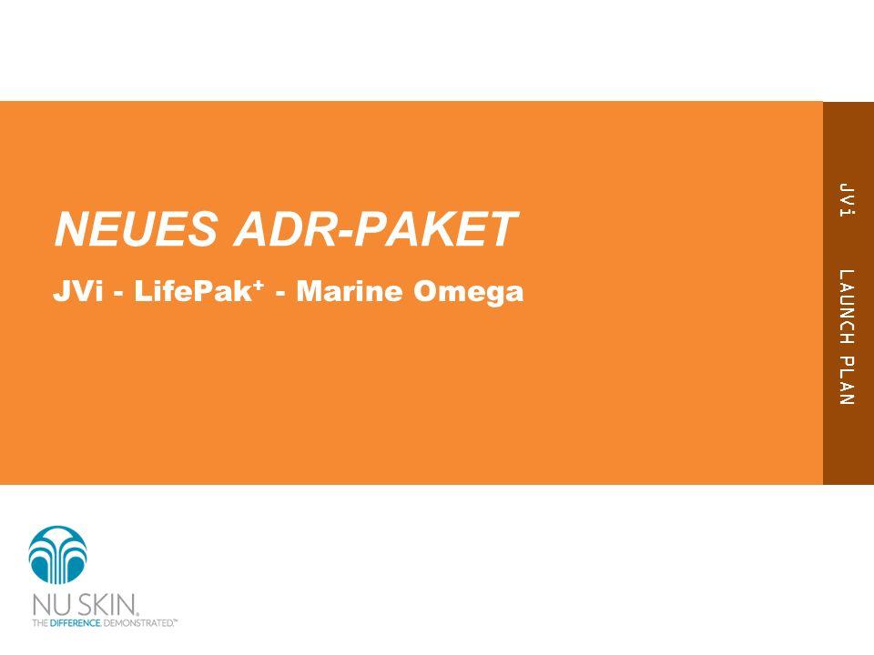 NEUES ADR-PAKET JVi - LifePak+ - Marine Omega