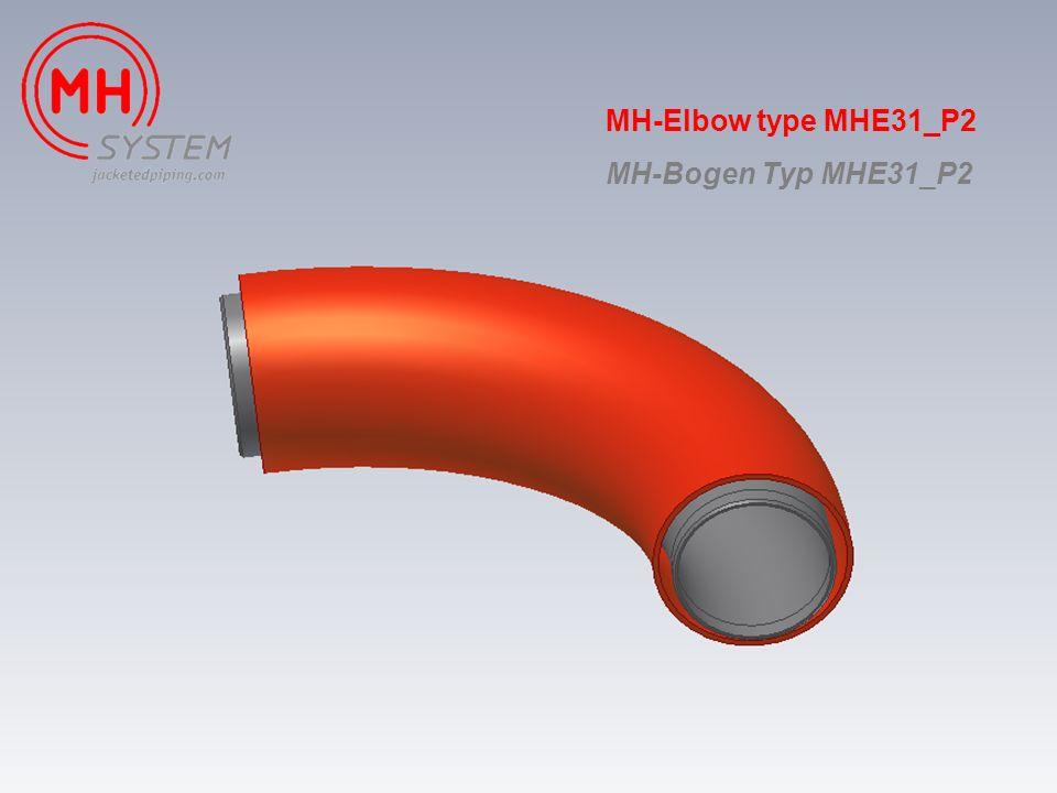 MH-Elbow type MHE31_P2 MH-Bogen Typ MHE31_P2
