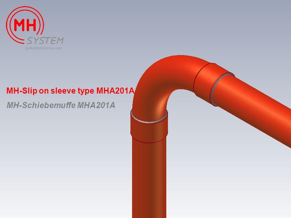 MH-Slip on sleeve type MHA201A