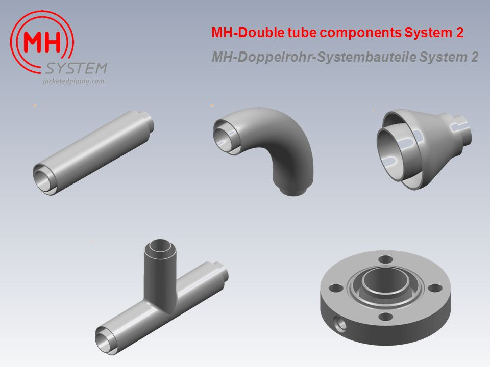 MH-Double tube components System 2