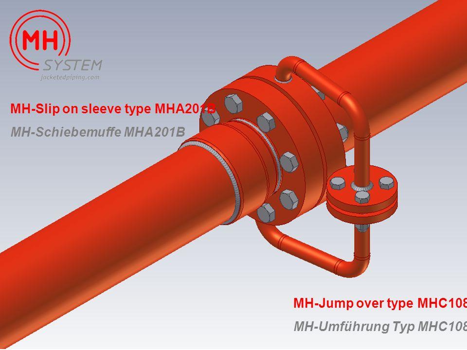 MH-Slip on sleeve type MHA201B