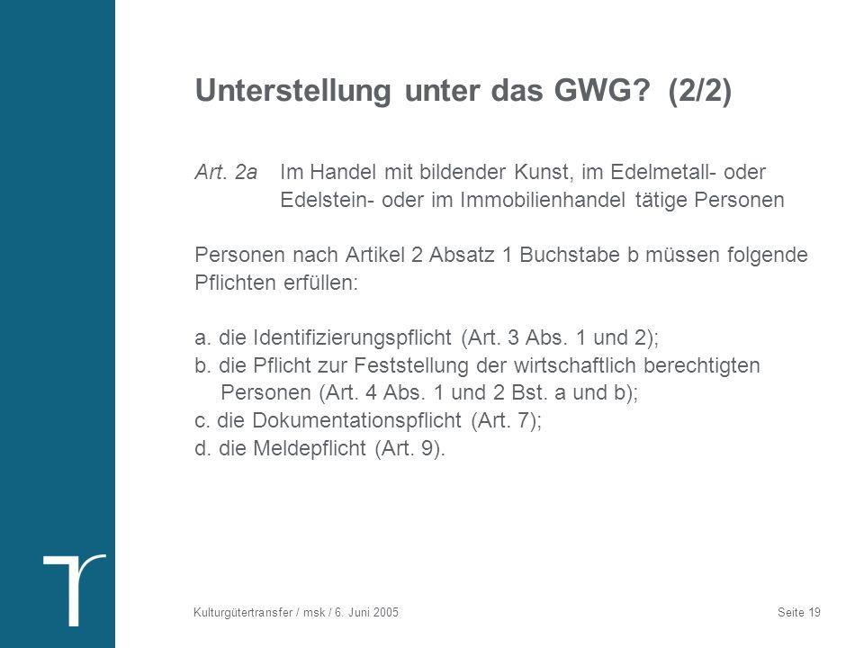 Zollformalitäten Formular 11.97 → Versender / Empfänger