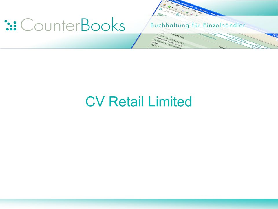 CV Retail Limited