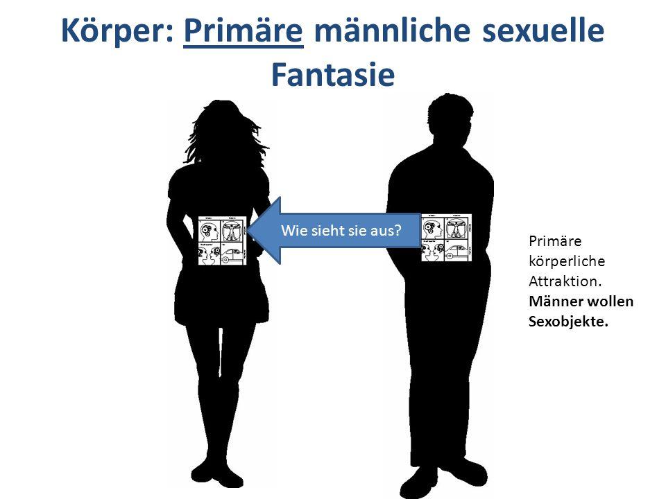 Körper: Primäre männliche sexuelle Fantasie