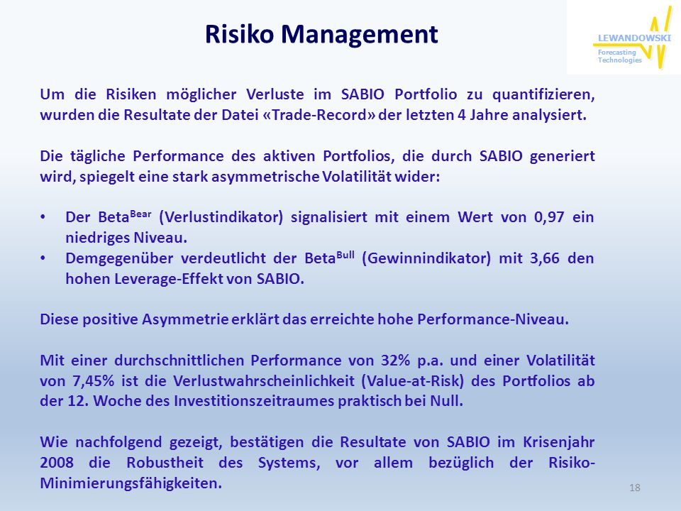 Risiko Management