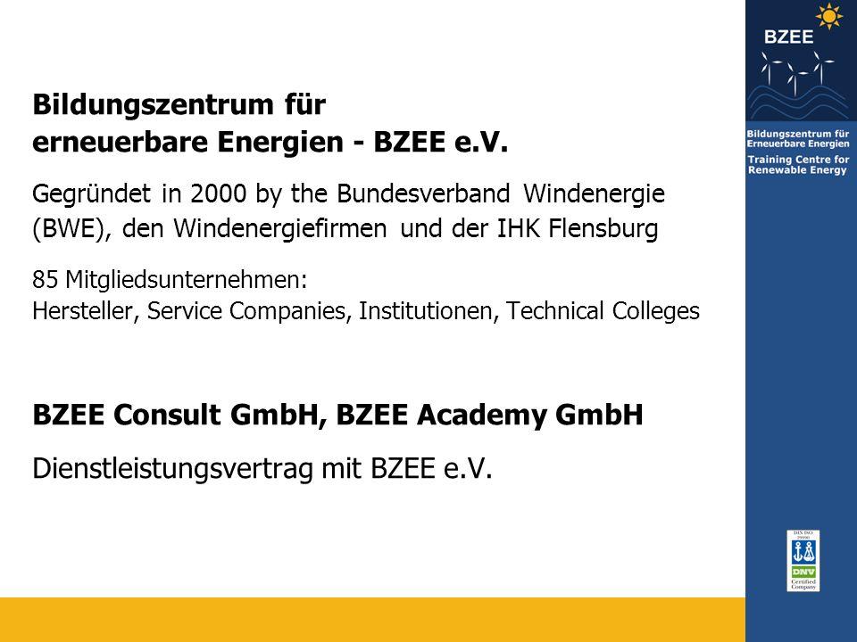 erneuerbare Energien - BZEE e.V.