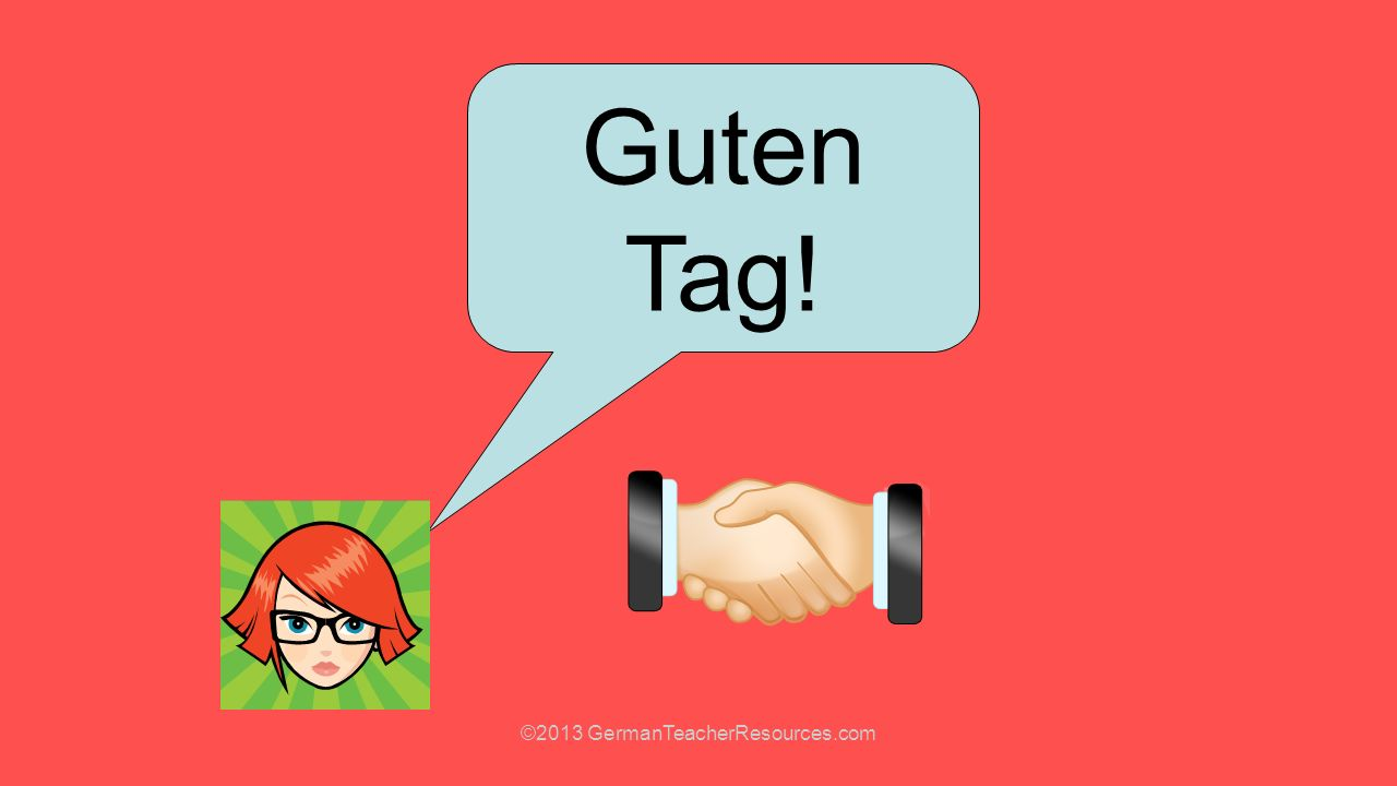 ©2013 GermanTeacherResources.com