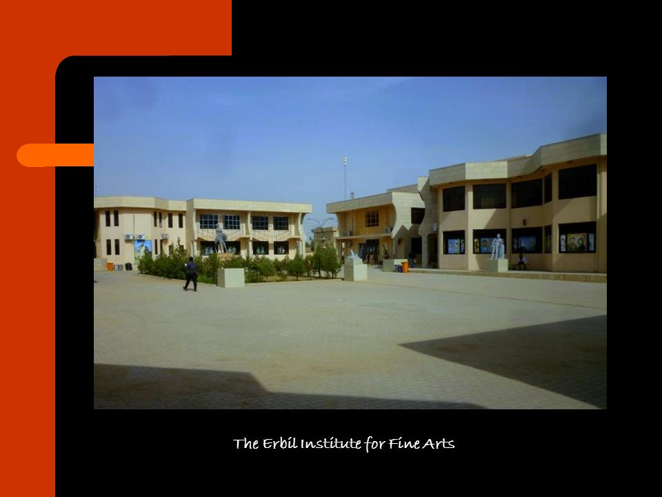 The Erbil Institute for Fine Arts