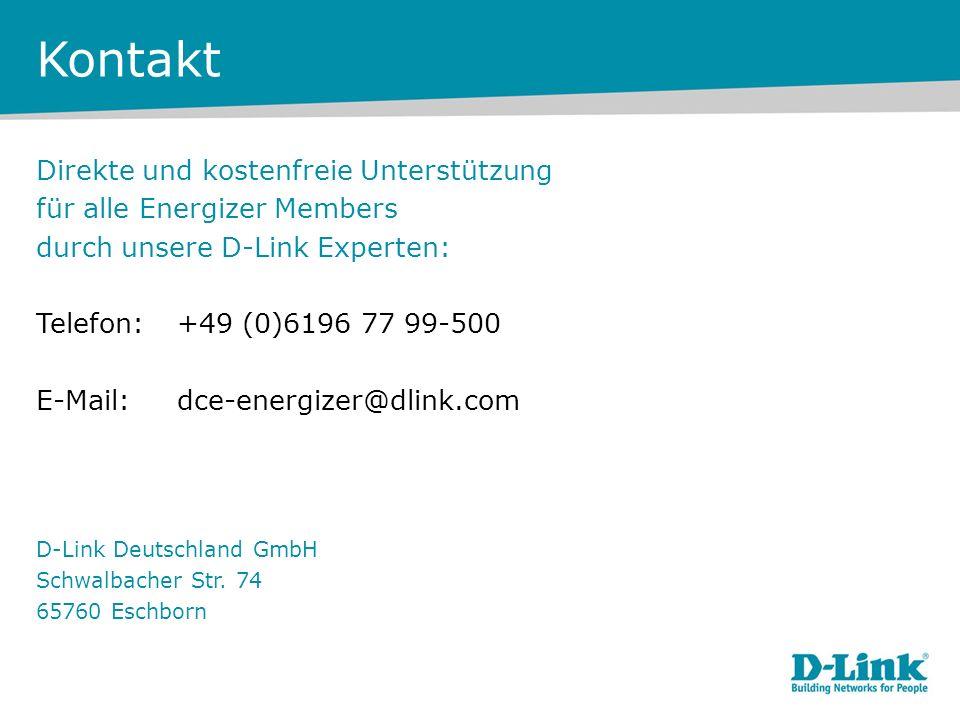 Kontakt Direkte und kostenfreie Unterstützung