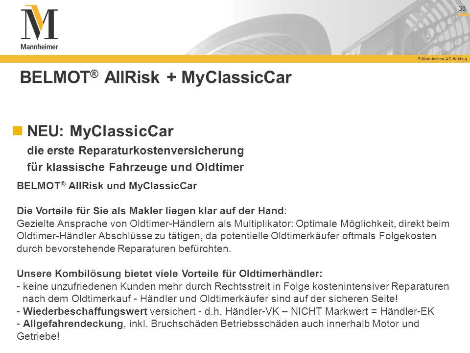 BELMOT® AllRisk + MyClassicCar