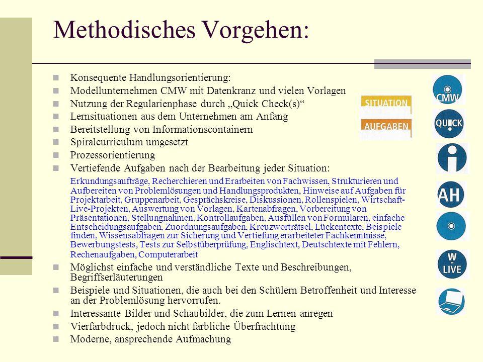 Methodisches Vorgehen: