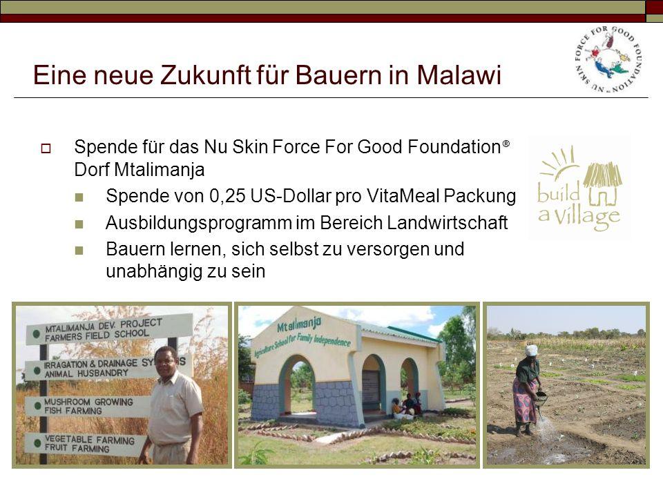 Eine neue Zukunft für Bauern in Malawi