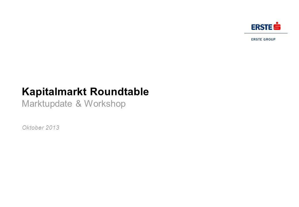 Kapitalmarkt Roundtable