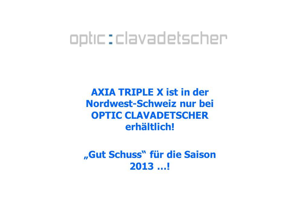 """""""Gut Schuss für die Saison 2013 …!"""