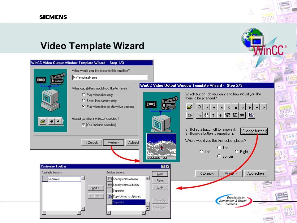 Video Template Wizard