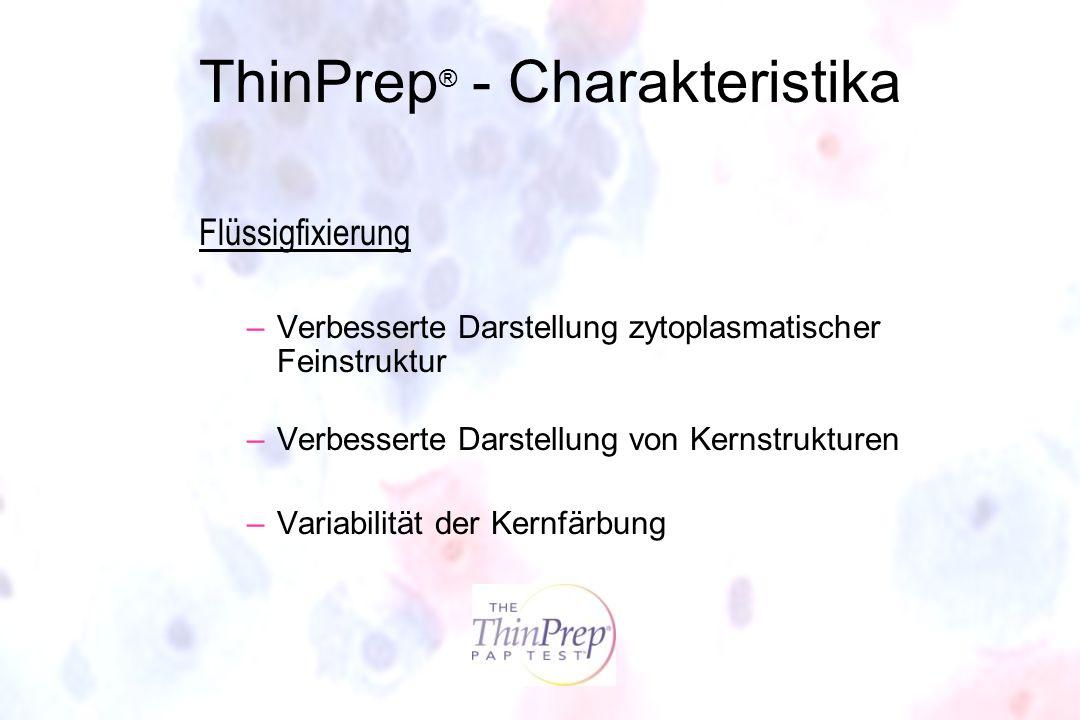 ThinPrep® - Charakteristika