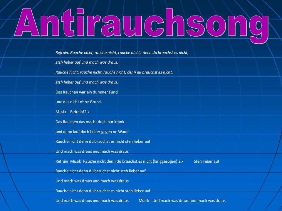 Antirauchsong