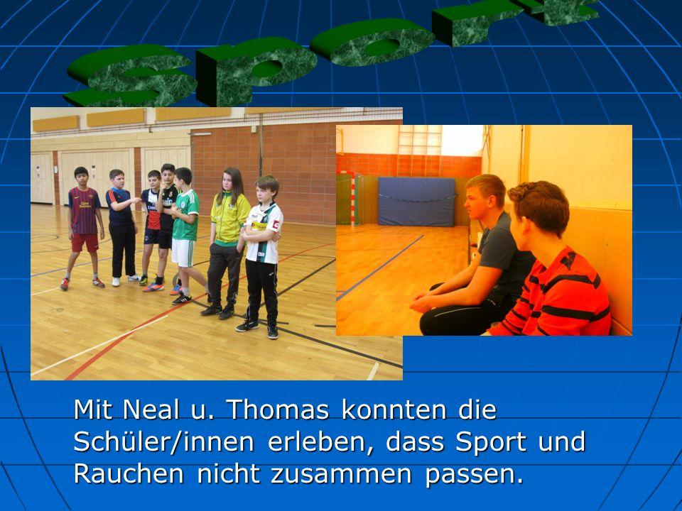 Sport Mit Neal u.