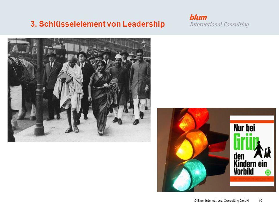 3. Schlüsselelement von Leadership