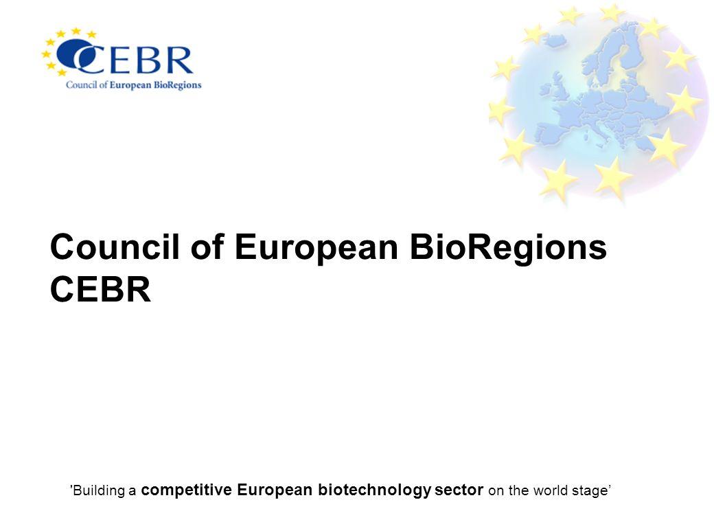 Council of European BioRegions CEBR