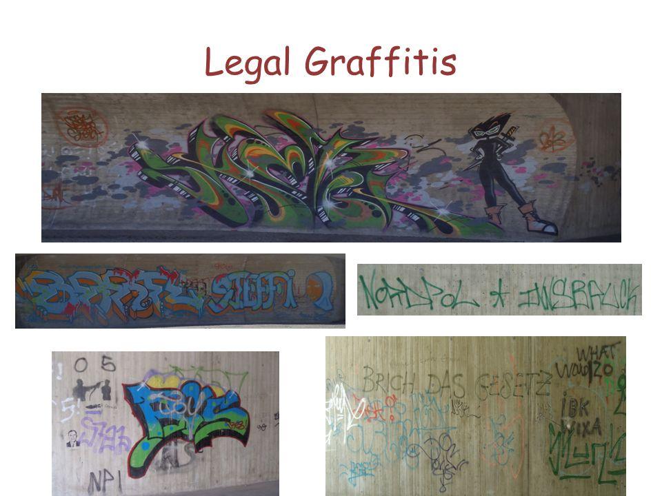 Legal Graffitis
