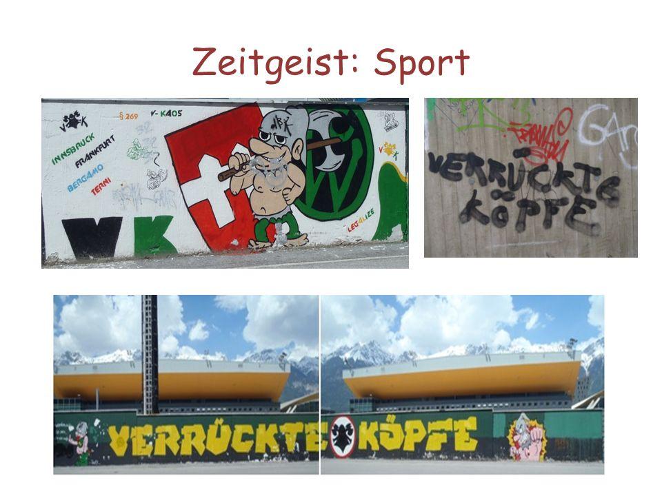 Zeitgeist: Sport
