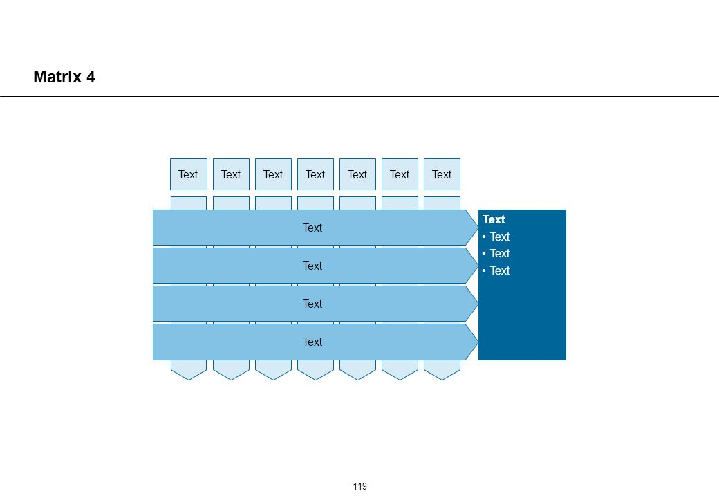 Matrix – transparent 1 Text