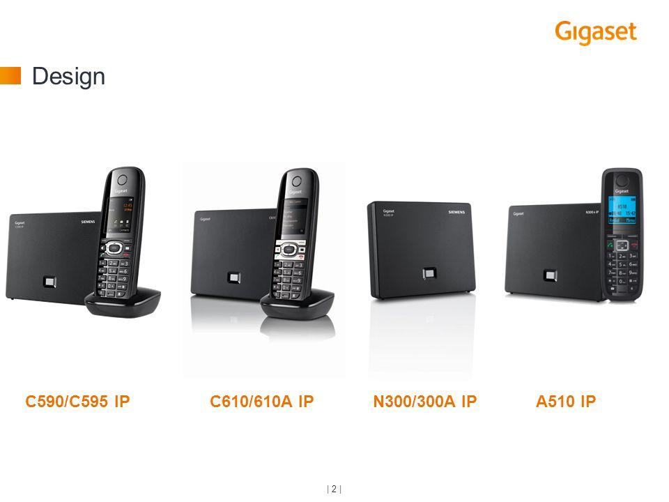 Design C590/C595 IP C610/610A IP N300/300A IP A510 IP