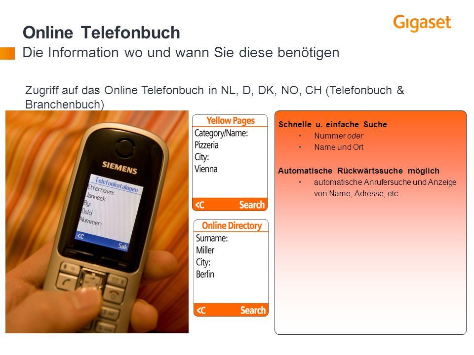 Online Telefonbuch Die Information wo und wann Sie diese benötigen