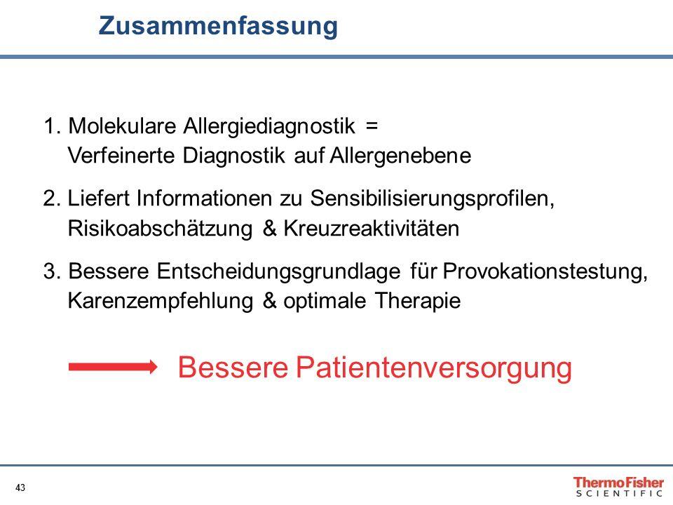 Bessere Patientenversorgung