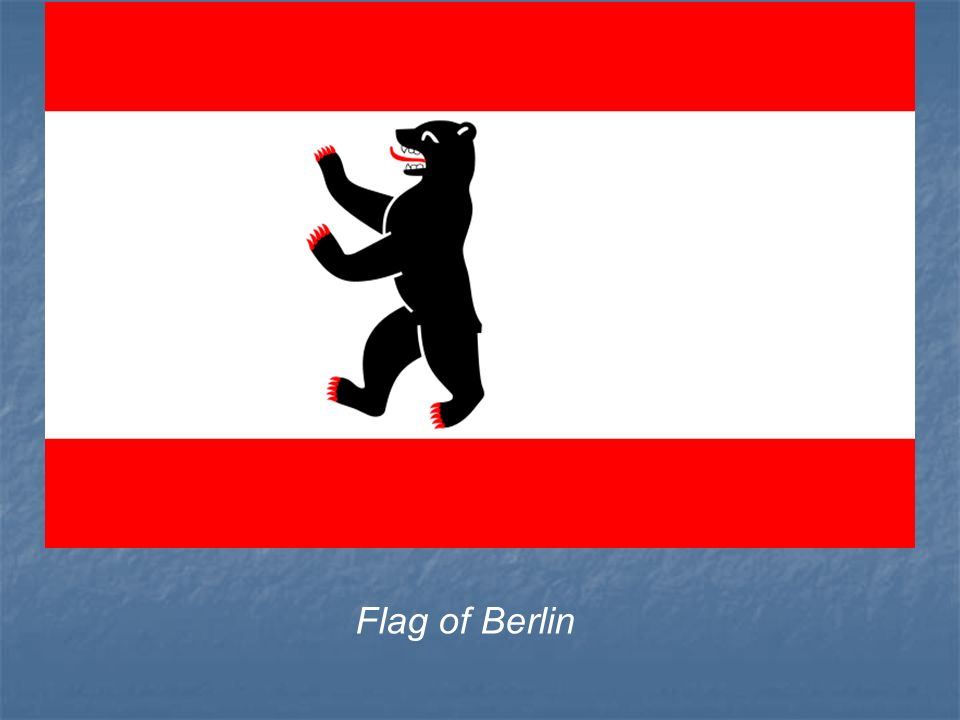 Flag of Berlin