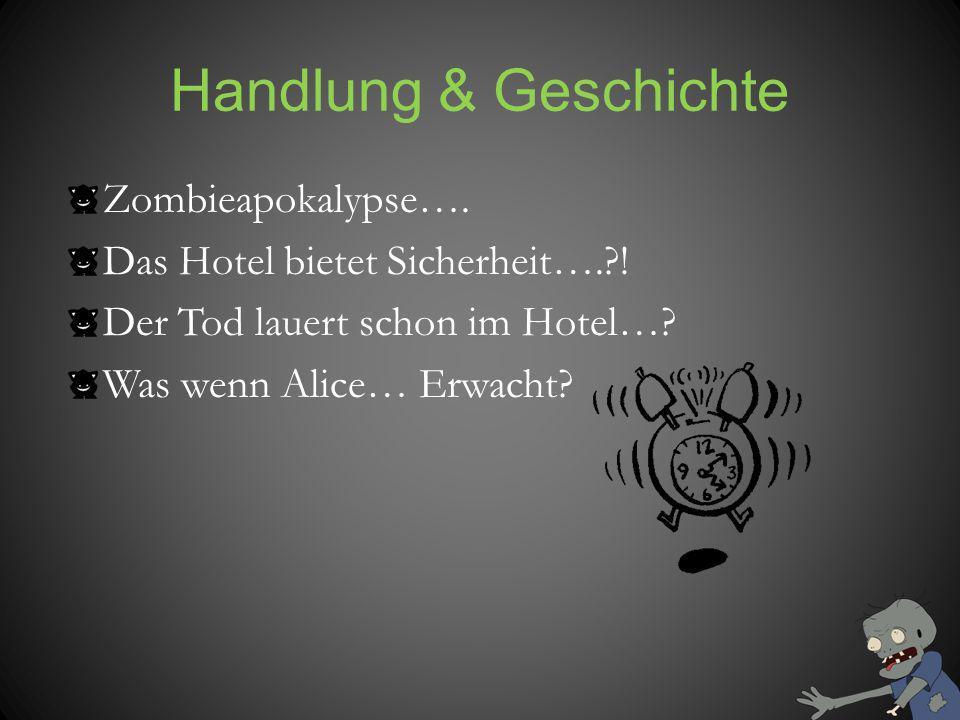 Handlung & Geschichte Zombieapokalypse….