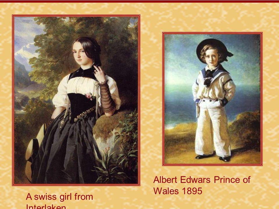 Albert Edwars Prince of Wales 1895