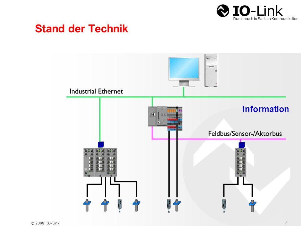 Stand der Technik Information