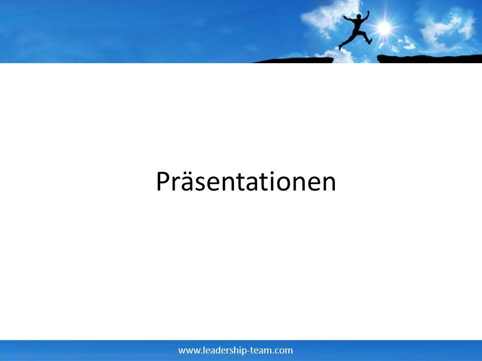 Präsentationen