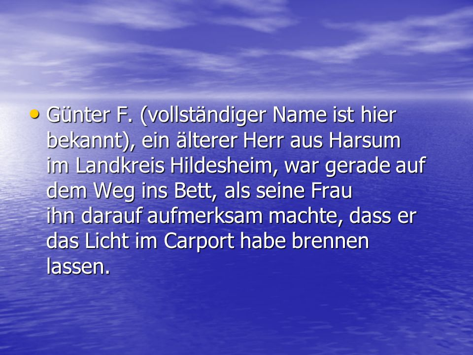 Günter F.
