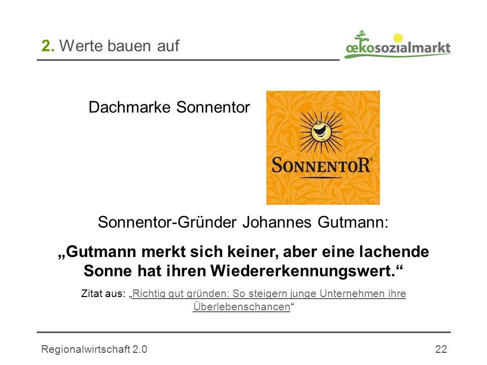 Sonnentor-Gründer Johannes Gutmann: