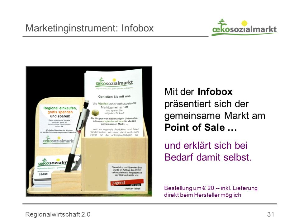 Marketinginstrument: Infobox